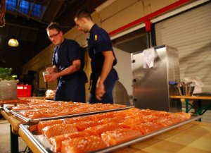 Fischgrundlage zum Nachhaltigkeitstag in Sachen Slow-Food