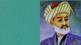 Alishēr Nawā'ī, Dichter und Schriftsteller aus Usbekistan