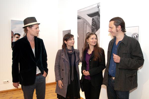Preisträger Kunstpreis 2009 – Benedikt Partenheimer, Viktoria Binschtok, Marion Poschmann, Patrick Findeis
