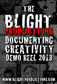 poster-Blight-2013-Documenting-Creativity-Demo