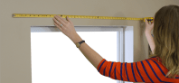 How to Measure for Blinds and Shades - The Finishing Touch