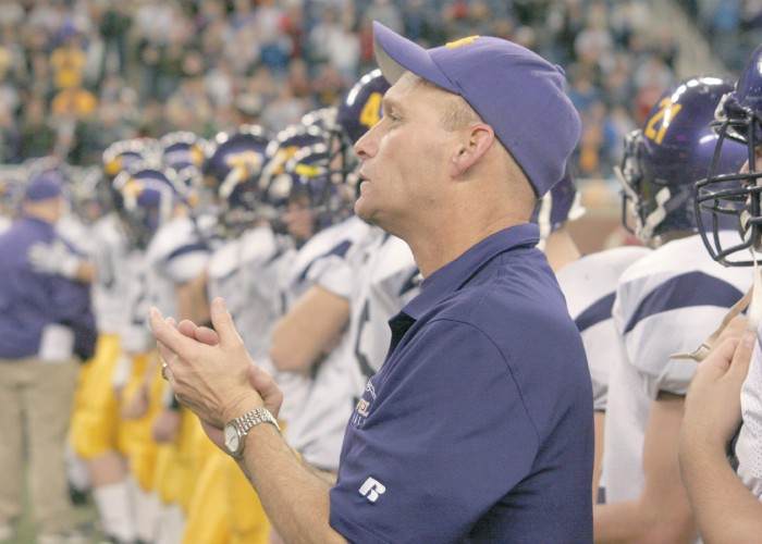Estes steps down as Blissfield head football coach