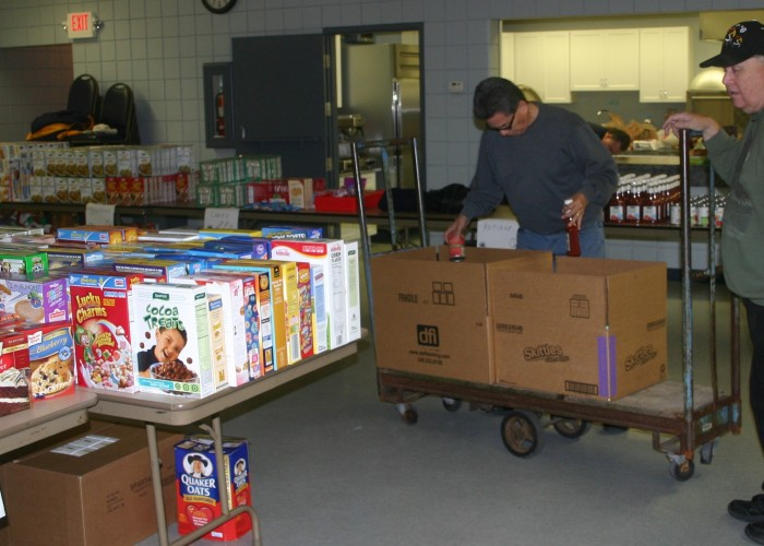 Light of Christ Knights of Columbus bring Christmas to many