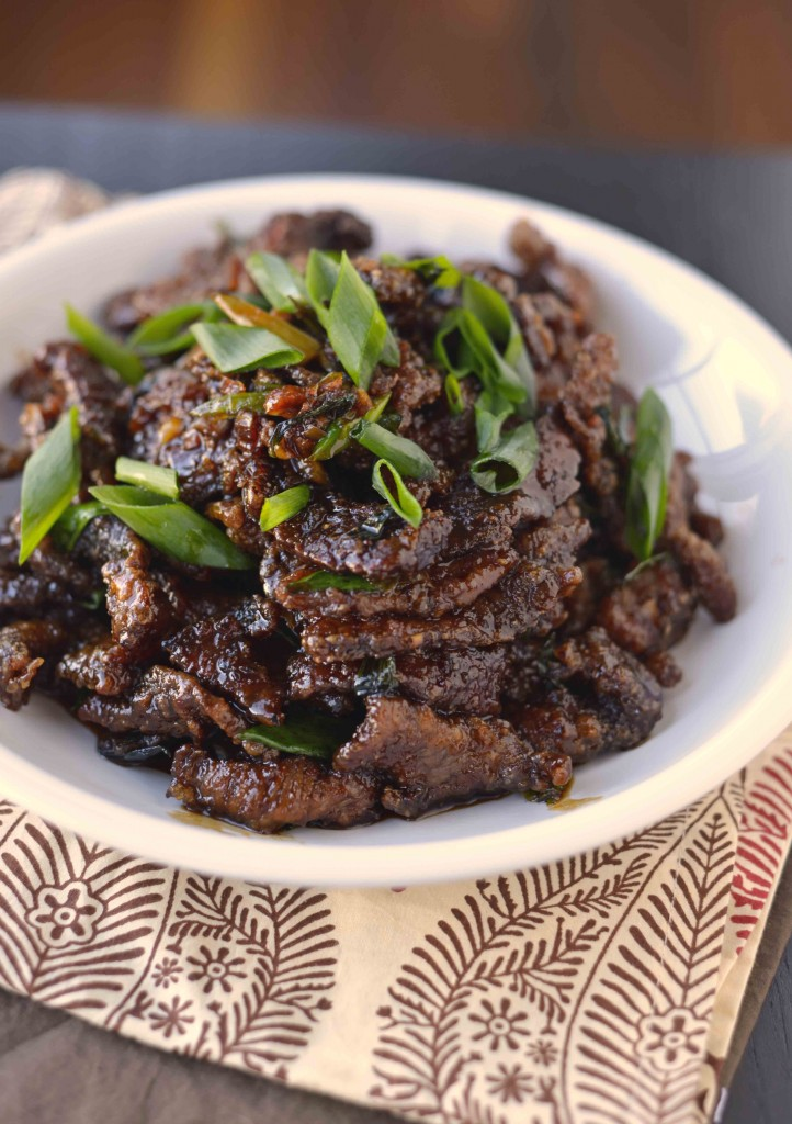 PF Chang\u0027s Mongolian Beef Blissfully Delicious