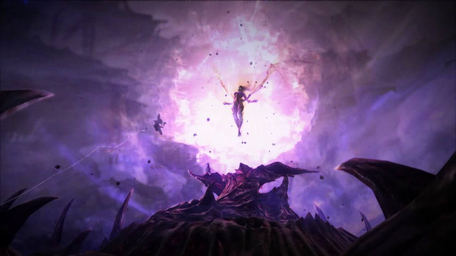 World Of Warcraft Wallpapers Hd Blizzplanet The Crucible Starcraft Ii Heart Of The