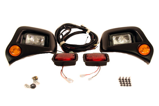 HEADLIGHT KIT YAMAHA GE G14, G16  G19, 12-VOLT