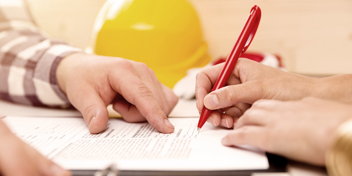 A Simple Example General Contractor Agreement to Guide You Block