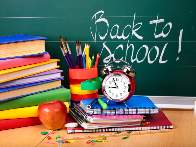 Infographic Back To School 2017 By The Numbers