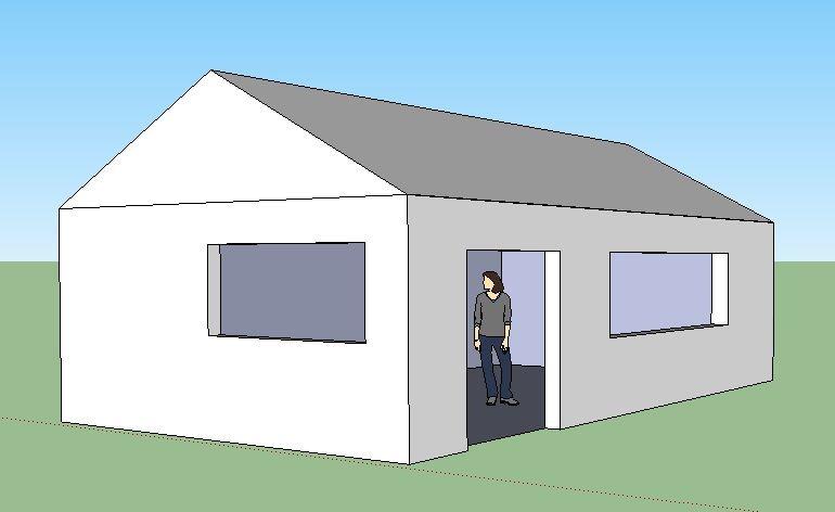 Dessiner une maison 3D avec l\u0027outil \ - Dessiner Maison En 3d