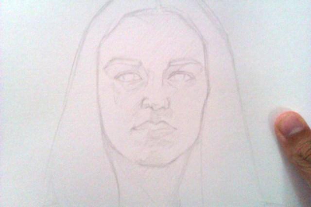apprendre à dessiner un visage