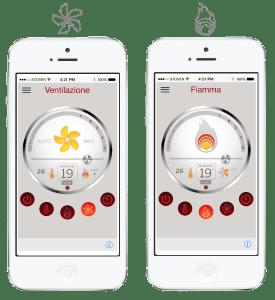 App pour contrôler son poêle à granulés