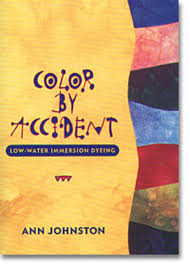 Color by accident by Ann Johnston