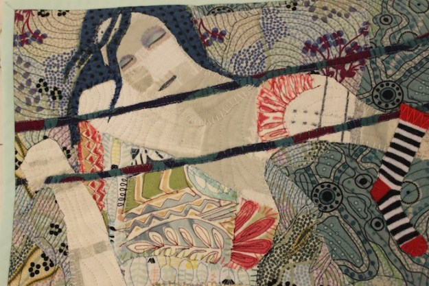 Detail from Laundry is for the Birds by Pamela Allen