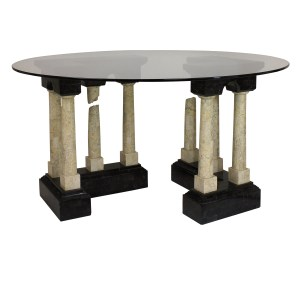Fornasetti Style Table