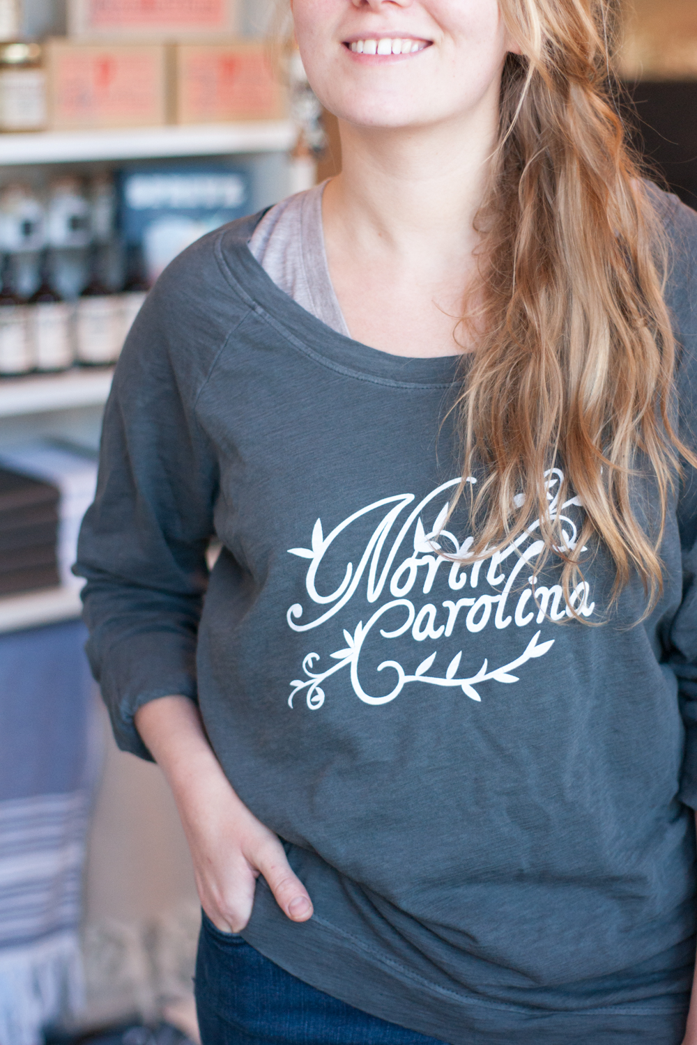 North Carolina Pullover | Gather Goods Co