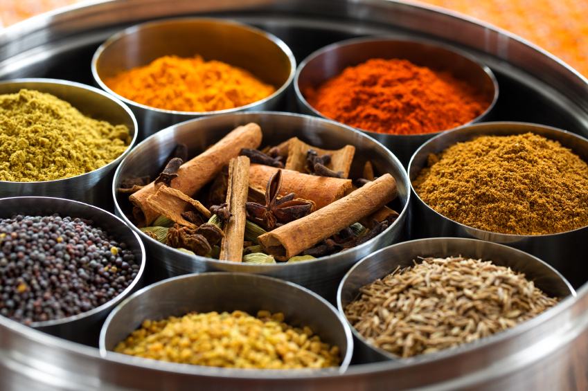 10 Homemade Herb & Spice Blends