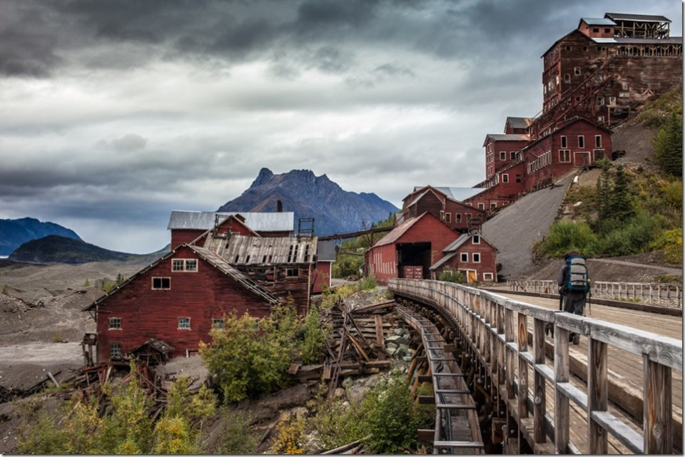 kennecott mine alaska