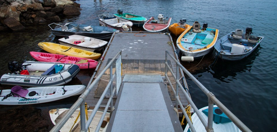 Dinghy Dock