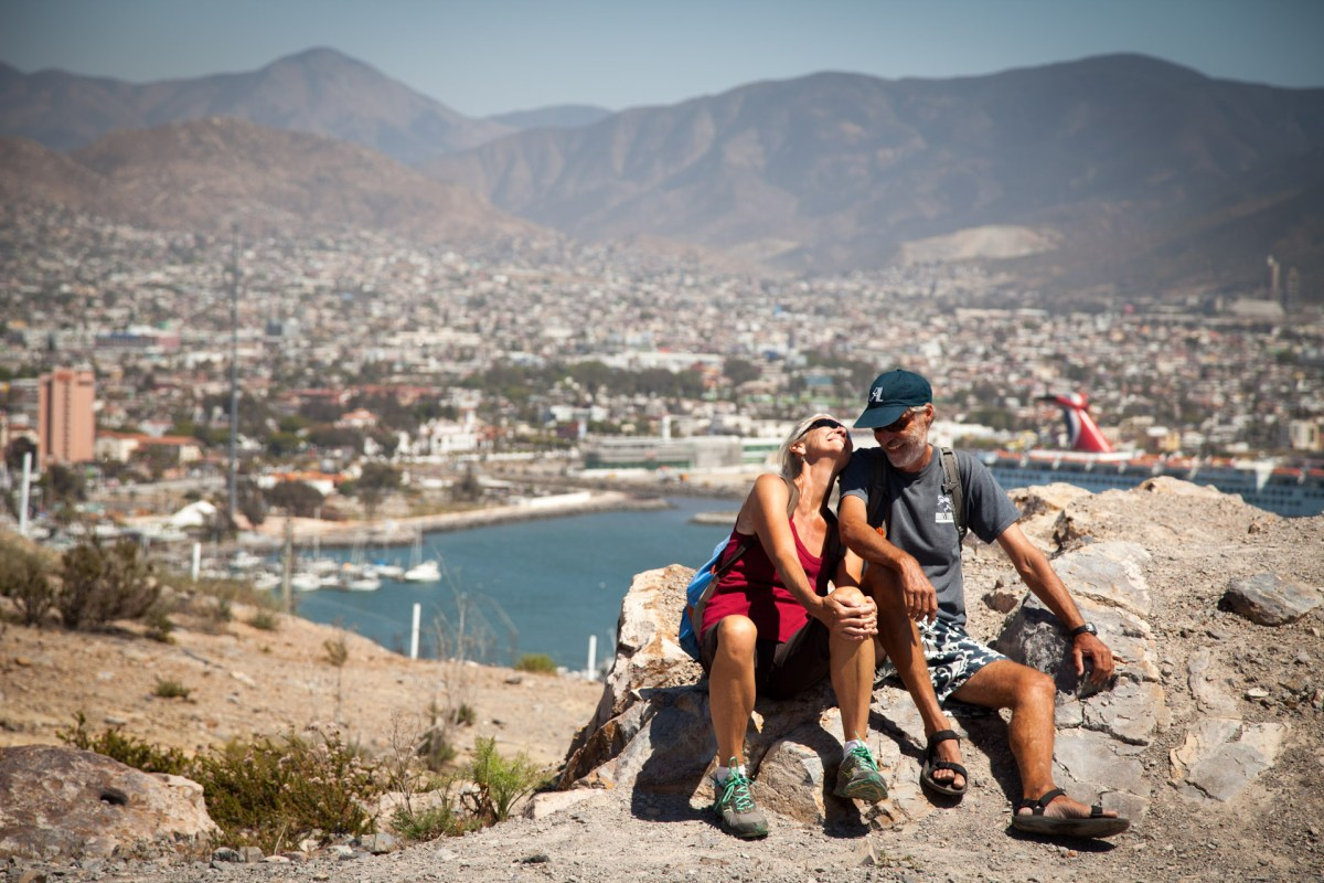 Parents in Ensenada BCS