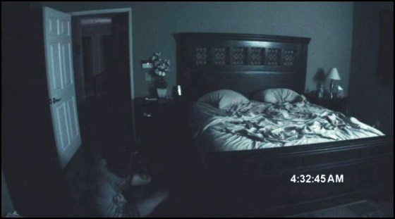 Fotograma de Paranormal Activity