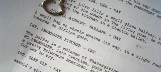 ¿Pasan cosas interesantes en tu guión?
