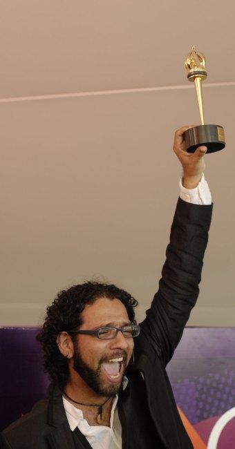 Marcel Rasquin Premio en Moscu