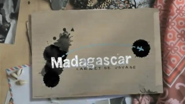 Madagascar &quot;carnet de voyage&quot;