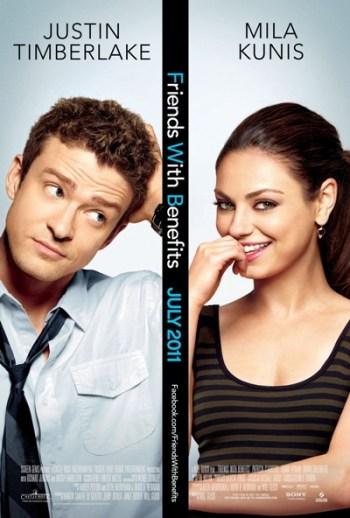Timberlake y Kunis, amistades beneficiosas