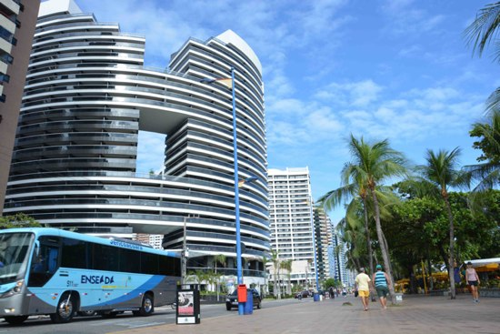 Fortaleza (Foto: Jeissy Trompiz)