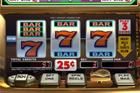 Vincita mancata di poco alla slot machine