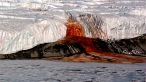 Blood Falls (credit: photolibrary.usap.gov)
