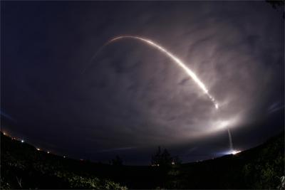 credit: Bill Hartenstein/United Launch Alliance