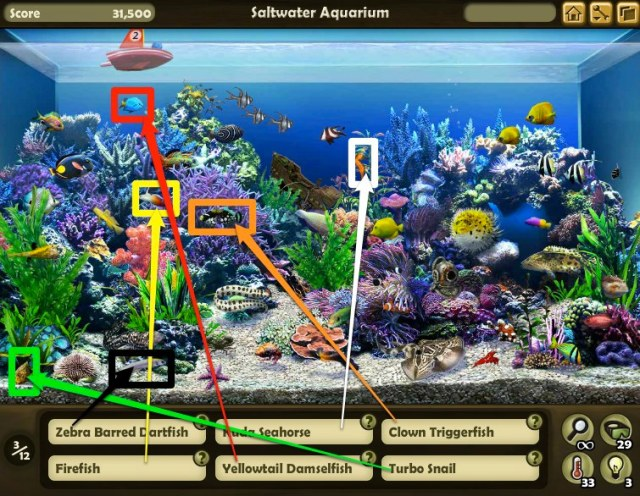 Aquarium decorations games aquarium decorations cool for Fish tank game