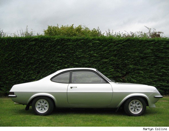 vauxhall coupe