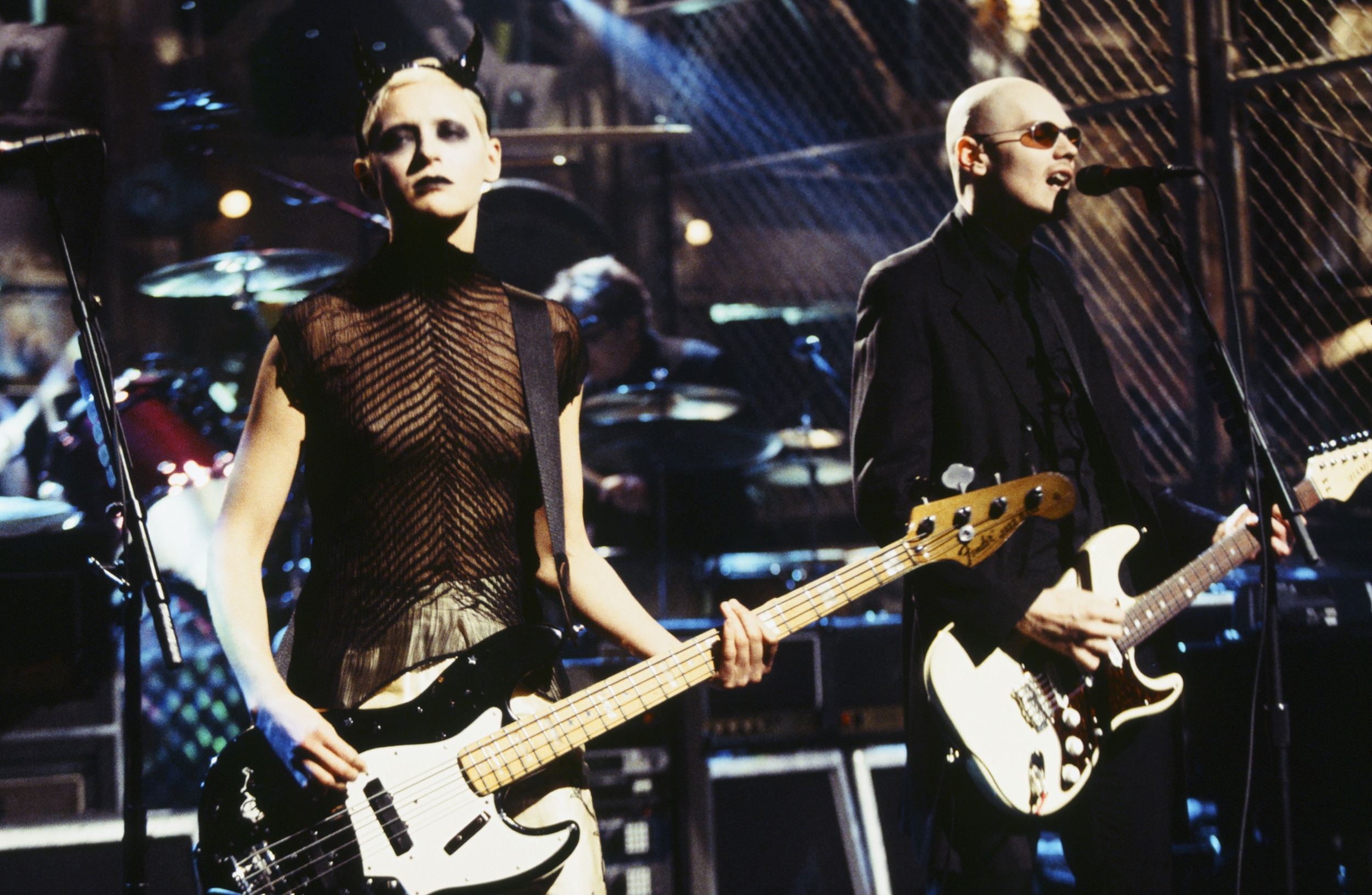 smashing pumpkins explain d arcy wretzky s absence from reunion 3
