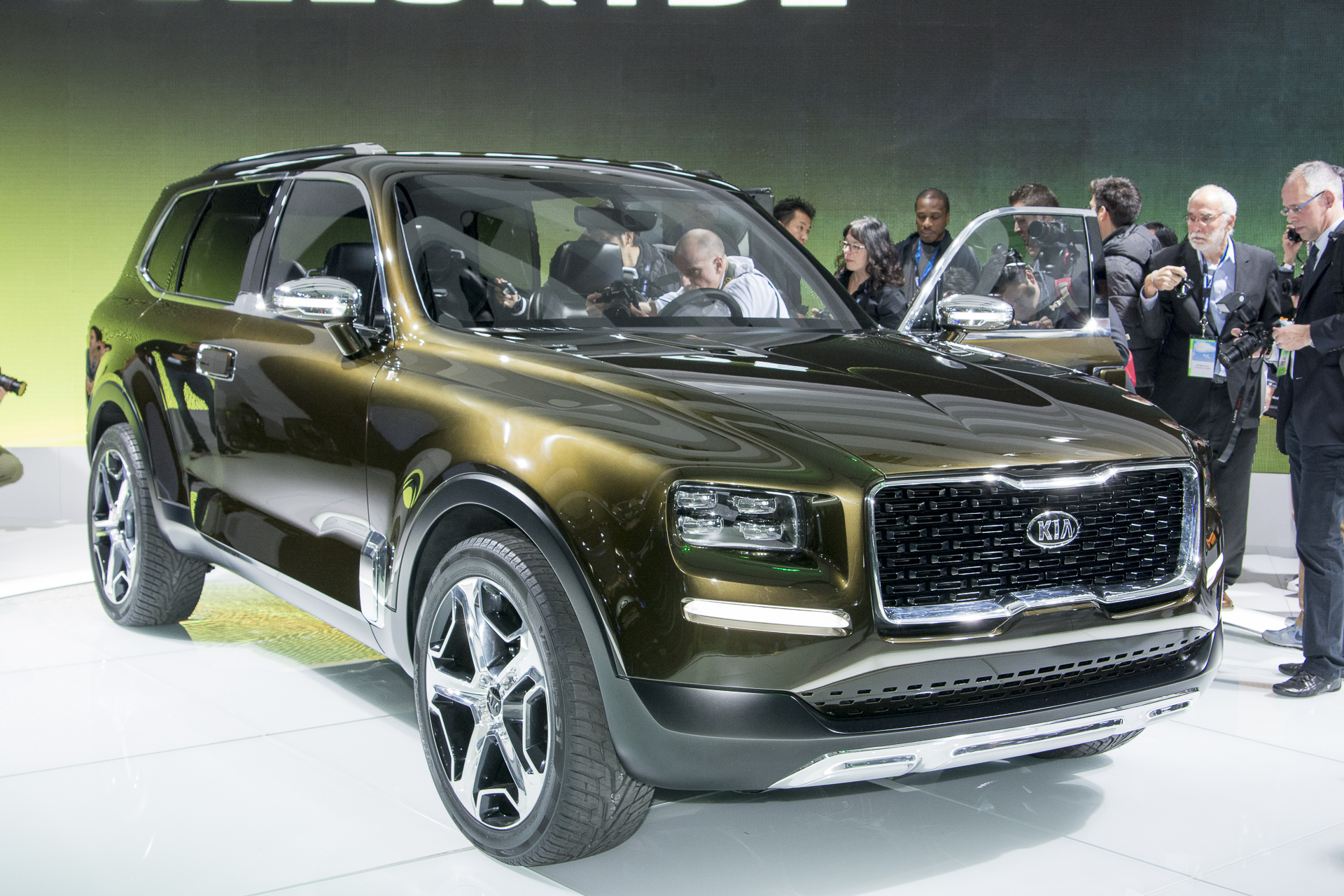 2018 kia telluride. Wonderful Telluride 2018 Kia Telluride Release Download And Kia Telluride