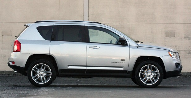 2011 Jeep Compass Base 4dr Front-wheel Drive Specs and Prices