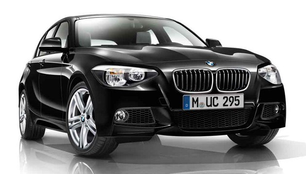 2012 BMW 1 Series M Sport