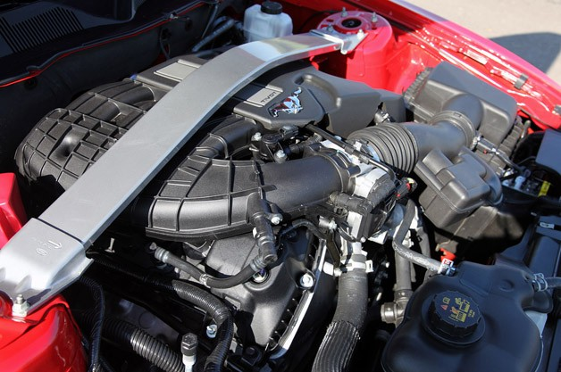 2012 Ford Mustang Information