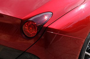2013 Ferrari California taillight