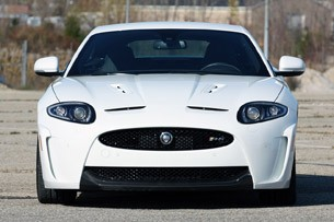 2012 Jaguar XKR-S front view