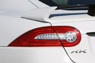 2012 Jaguar XKR-S taillight