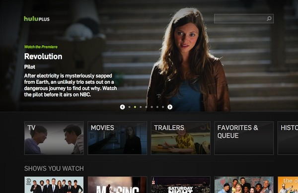 Hulu's PlayStation 3 app upgraded, is the first for the living room to deliver its 'new experience'