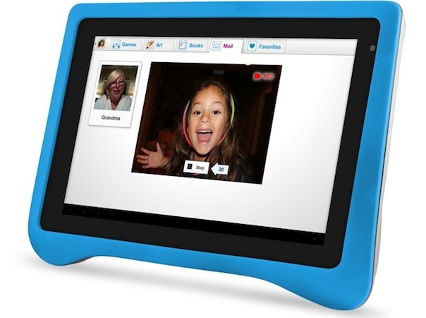 Ematic outs 7inch FunTab Pro with ICS and a Zoodles mode for kids, available for $150