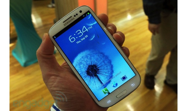DNP Samsung Galaxy S III is MetroPCS' first handset to support Google Wallet