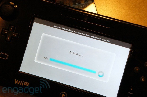PSA Nintendo Wii U day one patch now live, includes TKTK