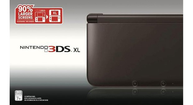 Nintendo brings notsostealthy black 3DS XL to the US on August 11th