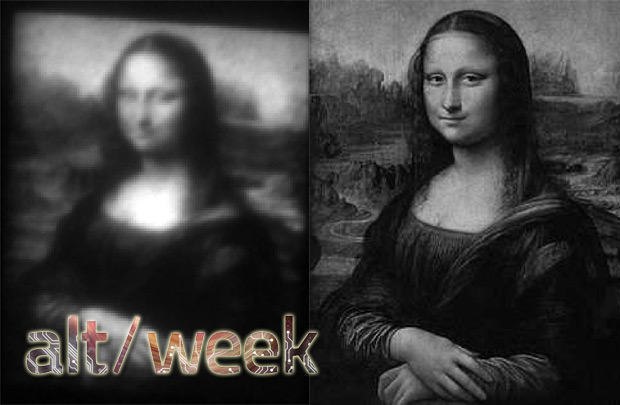 Altweek 81013 The Mini Lisa, going ape and how Google Glass will turn you into an ant
