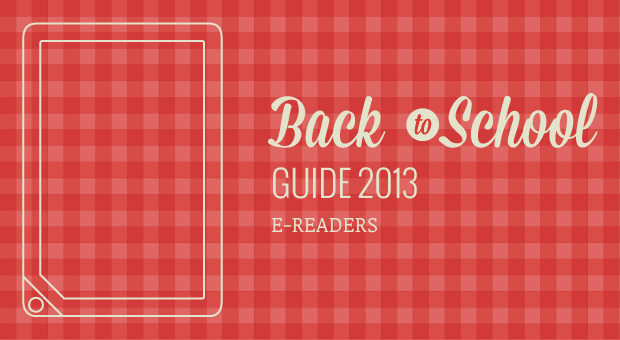 Engadget's back to school guide 2013 ereaders