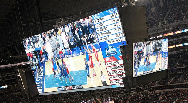 NBA to use Stats LLC's tracking cameras for generating player data on the fly